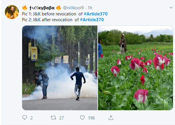 article-370-twitter-reactions