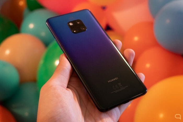 What will happen to my Huawei smartphone after Google