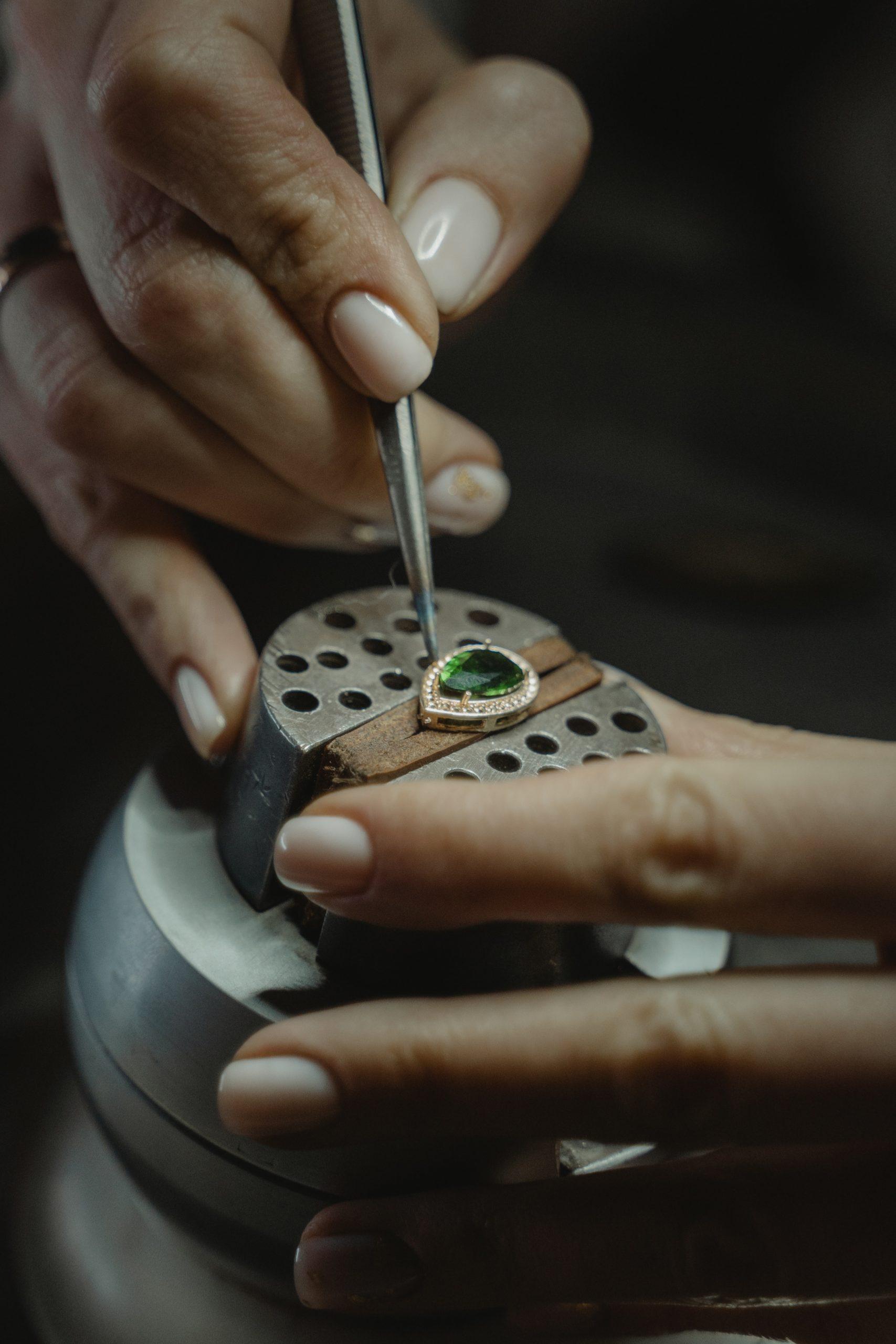 jewelery practise